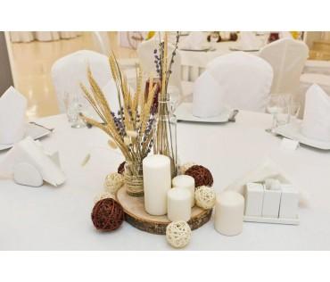 Свадьба в «ЭКО-стиле»