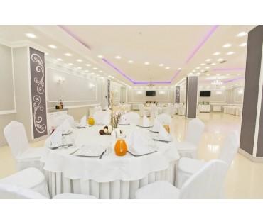 Галерея банкетного зала «Платиновый»